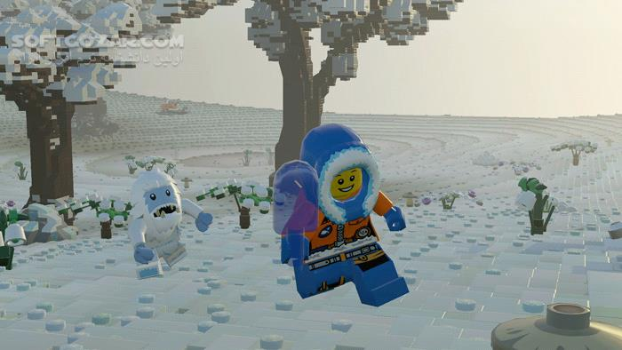 LEGO Worlds Classic Space Pack تصاویر نرم افزار  - سافت گذر