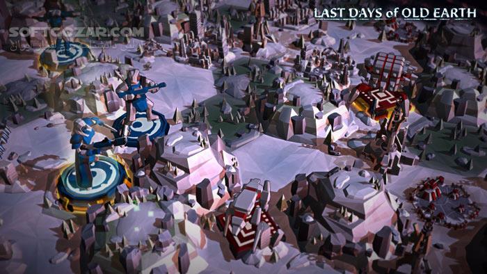 Last Days of Old Earth تصاویر نرم افزار  - سافت گذر