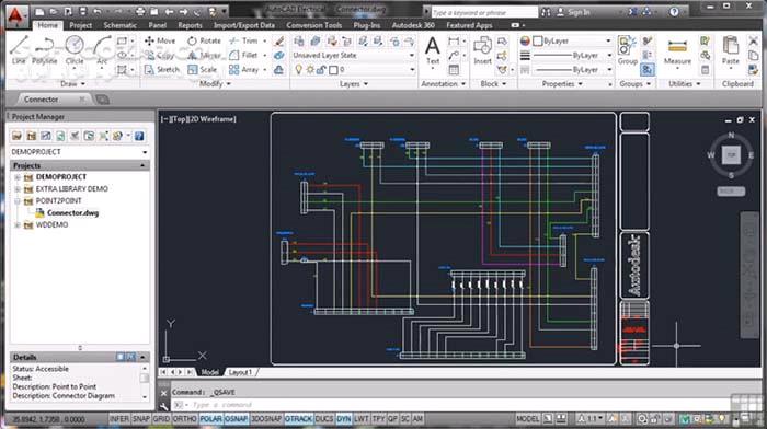 Infiniteskills Learning AutoCAD Electrical 2014 Training DVD Working Files تصاویر نرم افزار  - سافت گذر