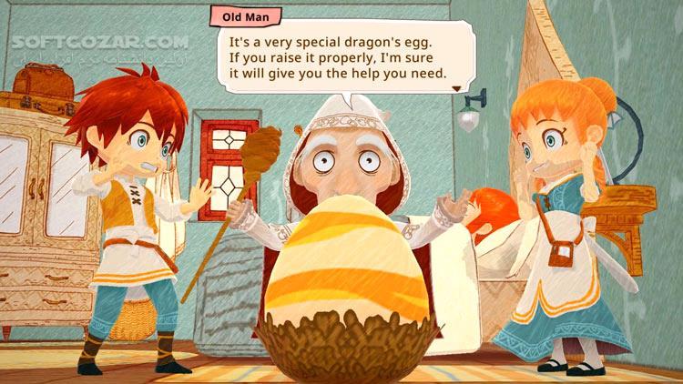 Little Dragons Cafe تصاویر نرم افزار  - سافت گذر