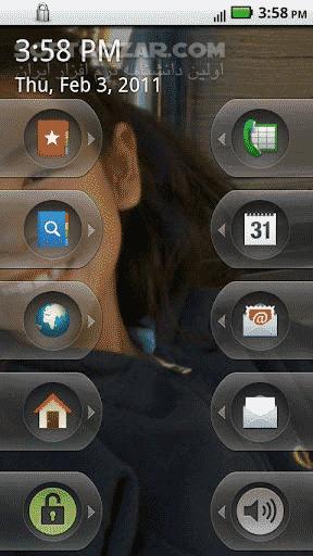 Lockmenu Pro 1 1 9 for Android تصاویر نرم افزار  - سافت گذر