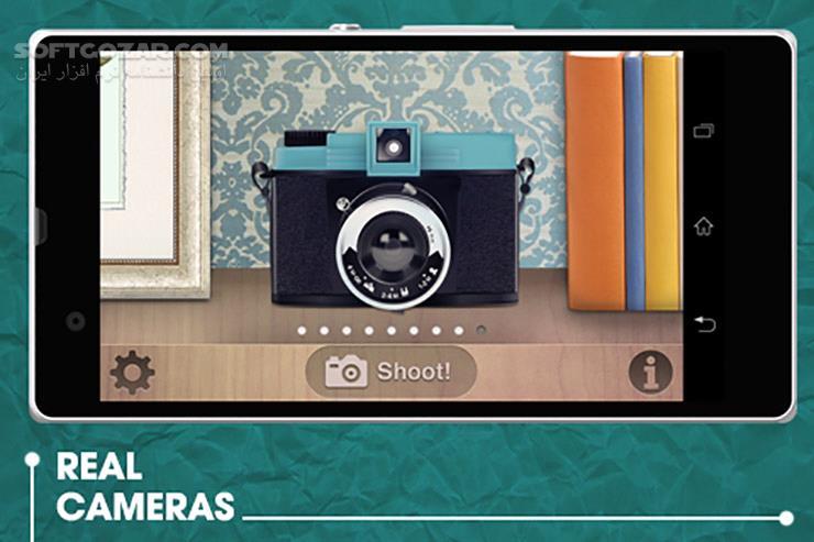 Lomo Camera 4 0 0 Premium for Android 2 3 تصاویر نرم افزار  - سافت گذر
