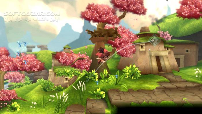 LostWinds The Blossom Edition تصاویر نرم افزار  - سافت گذر