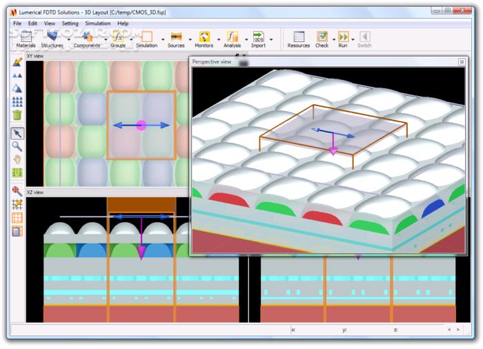 Lumerical Suite 2018a build 1584 x64 2016a x86 Mac Linux تصاویر نرم افزار  - سافت گذر