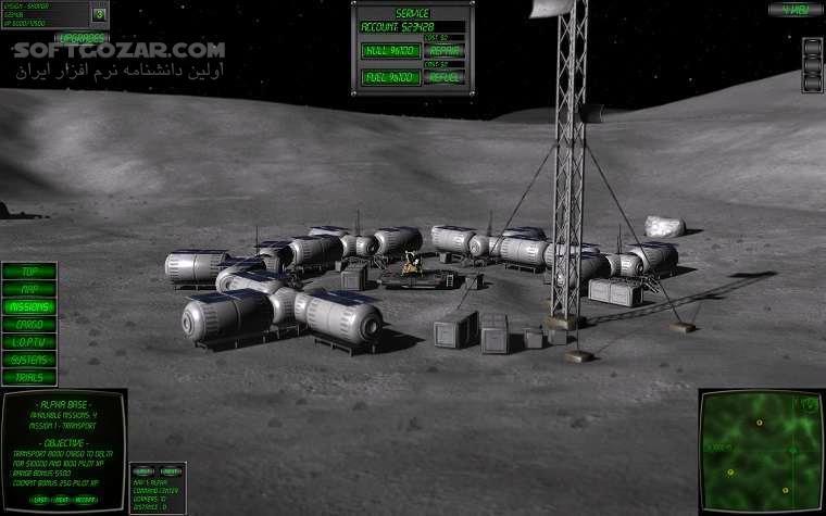 Lunar Flight 1 84 Update 1 92 تصاویر نرم افزار  - سافت گذر