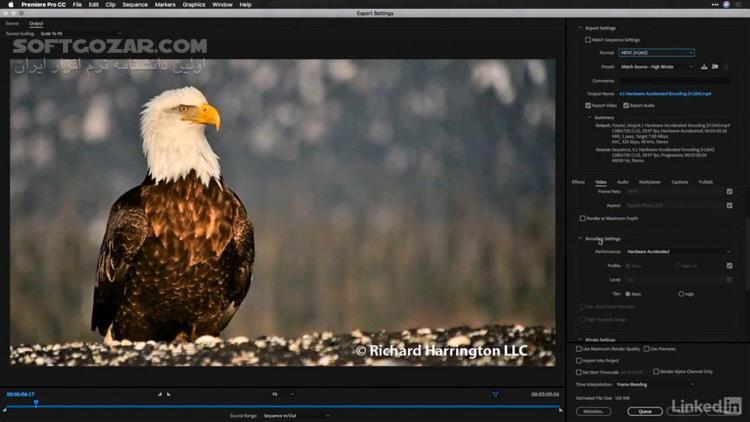 Lynda Premiere Pro CC New Features تصاویر نرم افزار  - سافت گذر