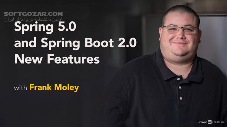 Lynda Spring 5 0 and Spring Boot 2 0 New Features تصاویر نرم افزار  - سافت گذر