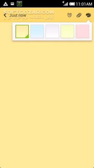 MIUI Notes 2 10 26 for Android تصاویر نرم افزار  - سافت گذر