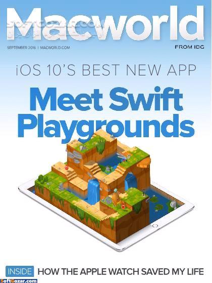Macworld Magazine February 2016 January 2017 تصاویر نرم افزار  - سافت گذر