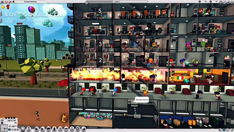 Mad Tower Tycoon تصاویر نرم افزار  - سافت گذر