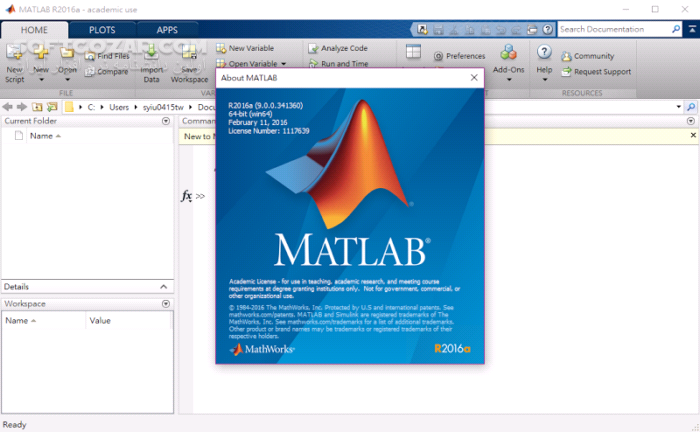 MathWorks MATLAB R2019b 9 7 0 1216025 Update 1 Win Mac Linux R2018b Update 3 تصاویر نرم افزار  - سافت گذر