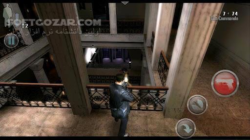 Max Payne Mobile 1 2 for Android 2 2 تصاویر نرم افزار  - سافت گذر