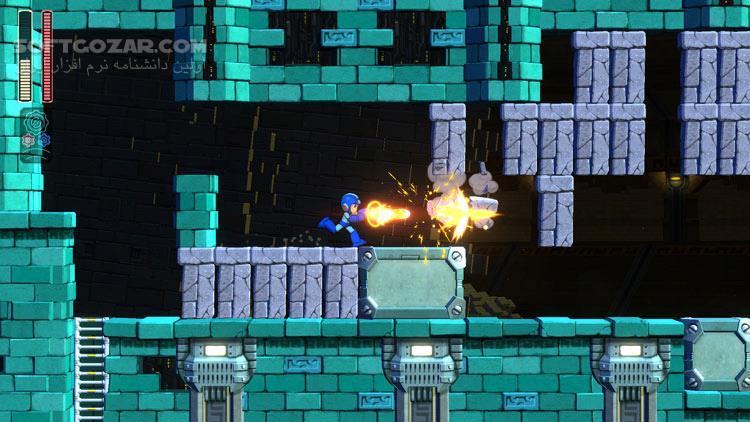 Mega Man 11 تصاویر نرم افزار  - سافت گذر
