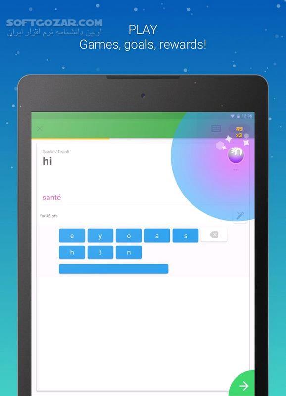 Memrise Learn Languages Free Premium 2 94 13830 for Android 4 0 3 تصاویر نرم افزار  - سافت گذر