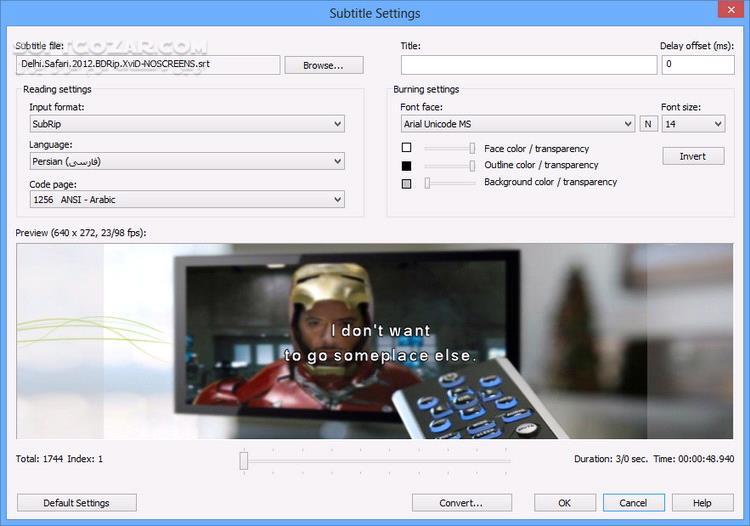 4 1 3 0 Conceiva Mezzmo Pro 5 2 0 تصاویر نرم افزار  - سافت گذر