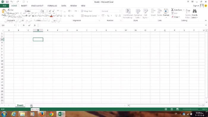 دانلود آموزش جامع اکسل 2016 به زبان فارسی دانلود فیلم های آموزش رایگان نرم افزار Microsoft Excel بـه ...
