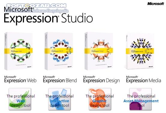 Microsoft Expression Studio 4 0 20525 0 Ultimate Encoder Pro Web Pro تصاویر نرم افزار  - سافت گذر