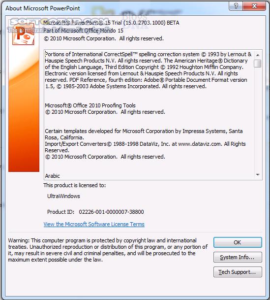 Office 2013 SP1 Pro Plus 15 0 5179 1000 October 2019 تصاویر نرم افزار  - سافت گذر