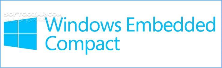 Microsoft Windows Embedded Compact 2013 February 2017 تصاویر نرم افزار  - سافت گذر