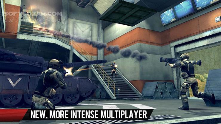 Modern Combat 4 Zero Hour 1 2 3e for Android 2 3 تصاویر نرم افزار  - سافت گذر