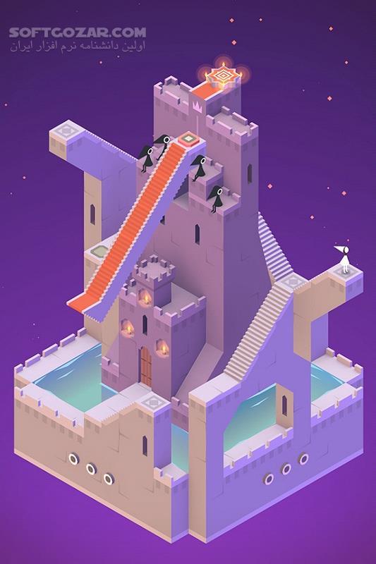 Monument Valley 1 2 7 9 2 1 2 13 for Android 4 4 تصاویر نرم افزار  - سافت گذر