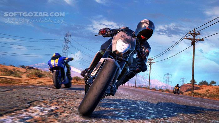 Moto Racer 4 تصاویر نرم افزار  - سافت گذر