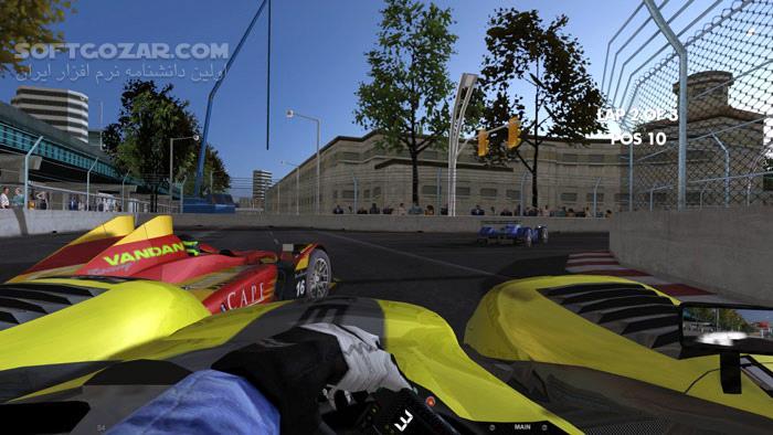 Motorsport Revolution v1 5 تصاویر نرم افزار  - سافت گذر