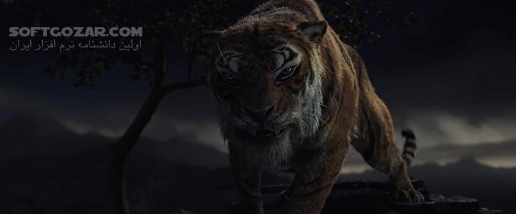 Mowgli Legend of the Jungle 2018 تصاویر نرم افزار  - سافت گذر