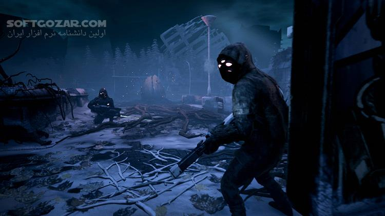 Mutant Year Zero Road to Eden Seed of Evil Updates تصاویر نرم افزار  - سافت گذر