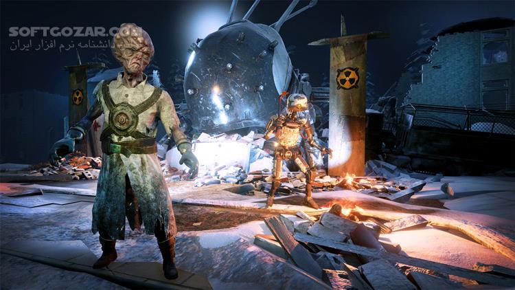 Mutant Year Zero Road to Eden Seed of Evil Updates تصاویر نرم افزار  - سافت گذر