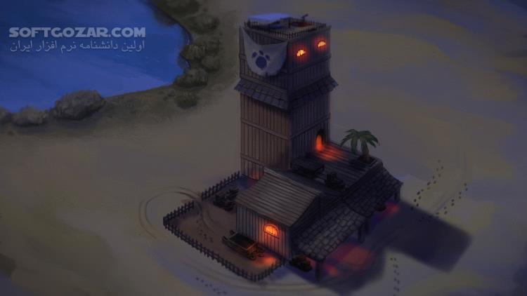 NAIRI Tower of Shirin تصاویر نرم افزار  - سافت گذر