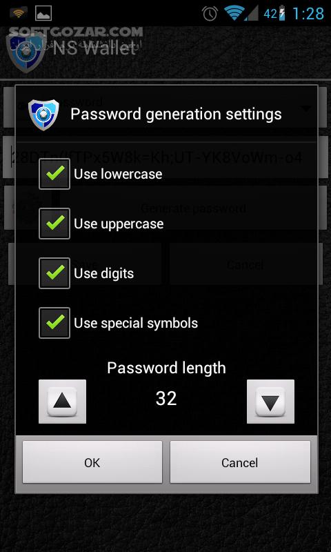 NS Wallet 2 2 3 for Android 4 0 3 تصاویر نرم افزار  - سافت گذر