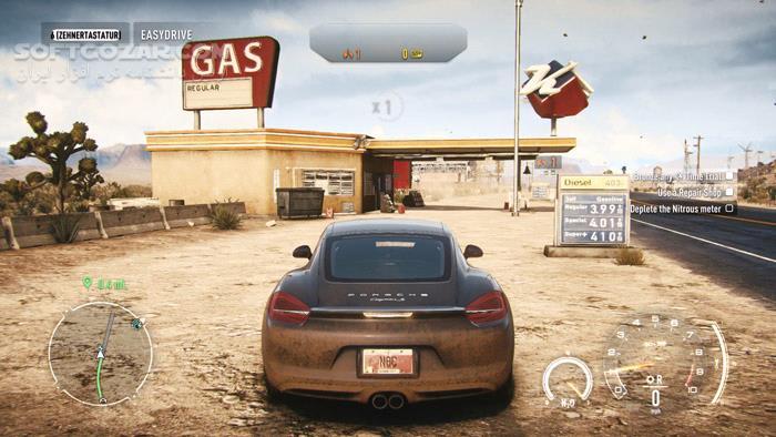 Need For Speed Rivals Update v1 4 تصاویر نرم افزار  - سافت گذر