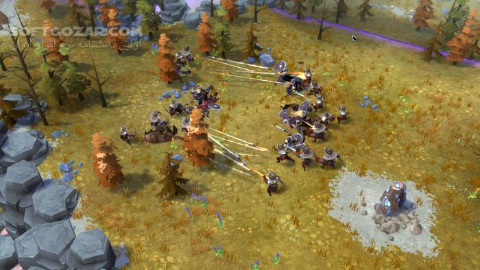 Northgard Clan of the Lynx تصاویر نرم افزار  - سافت گذر