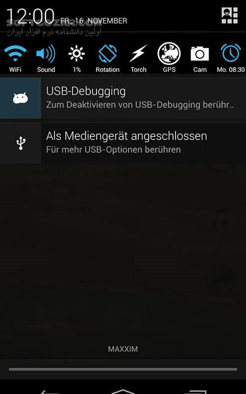 Notification Toggle Premium 3 7 4 for Android 3 0 تصاویر نرم افزار  - سافت گذر
