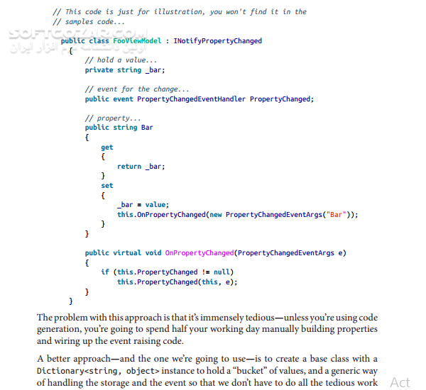 Programming Windows Store Apps with C# تصاویر نرم افزار  - سافت گذر