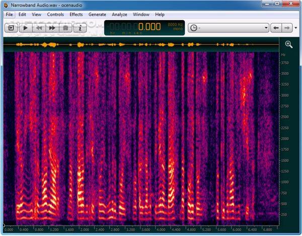 OcenAudio 3 7 4 Win Mac linux All تصاویر نرم افزار  - سافت گذر