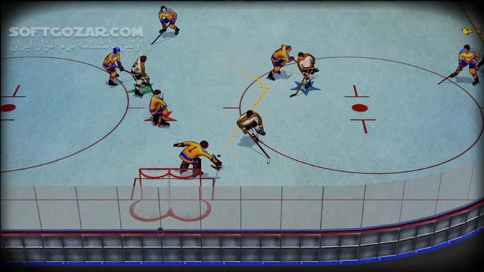 Old Time Hockey تصاویر نرم افزار  - سافت گذر