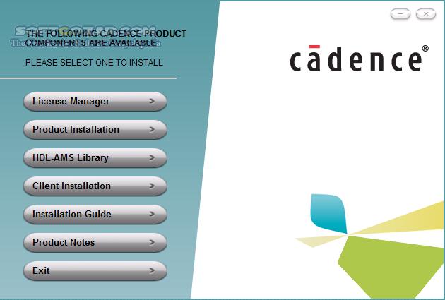 Cadence SPB Allegro and OrCAD v17 20 060 Library Builder 16 6 62 تصاویر نرم افزار  - سافت گذر
