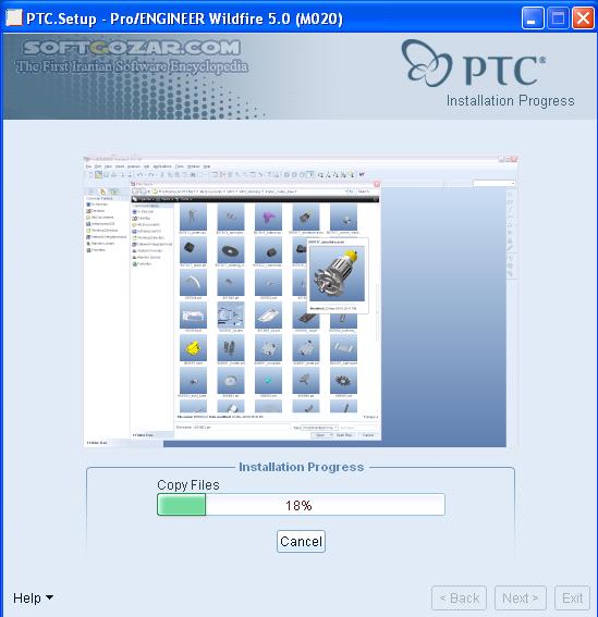PTC Creo 5 0 3 0 x64 Help Center تصاویر نرم افزار  - سافت گذر