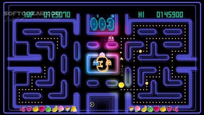 Pac Man Museum تصاویر نرم افزار  - سافت گذر