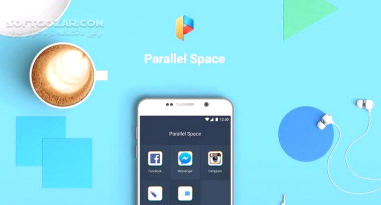 Parallel Space-Multi Accounts 4 0 8844 For Android 4 0 3 تصاویر نرم افزار  - سافت گذر