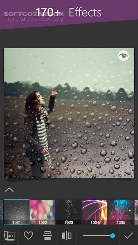 Photo Studio PRO 2 0 24 for Android 2 3 تصاویر نرم افزار  - سافت گذر