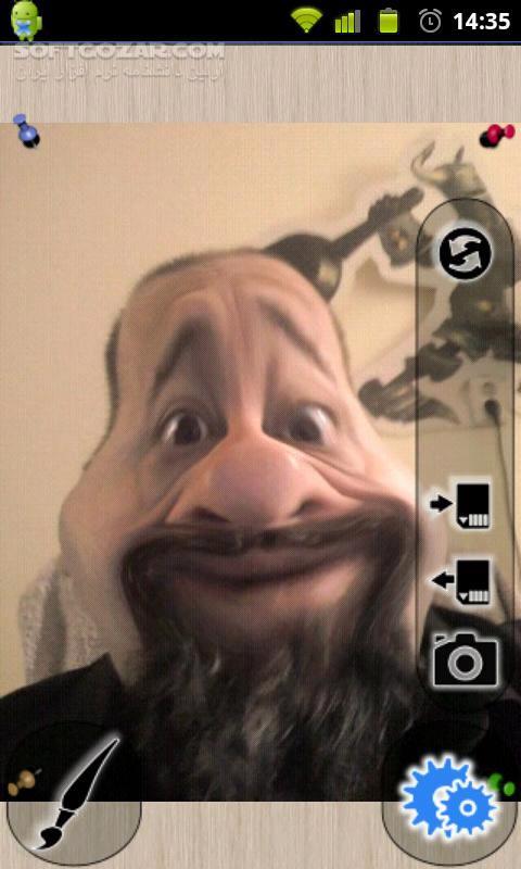 Photo Warp 2 0 7 Warp 1 2 4 for Android 2 3 تصاویر نرم افزار  - سافت گذر