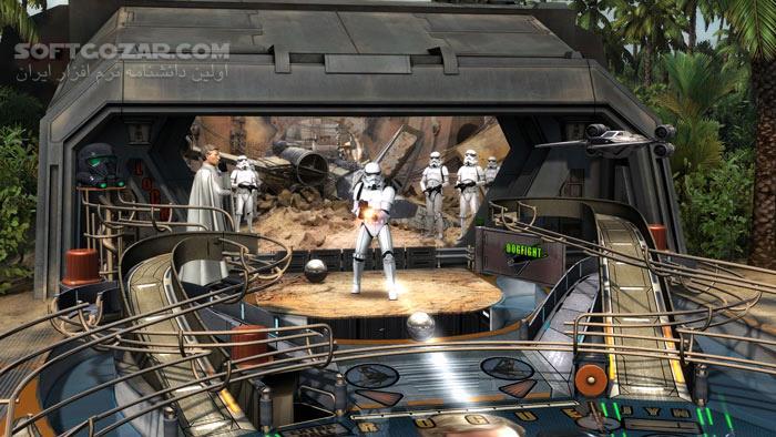 Pinball FX2 Star Wars Pinball Rogue One تصاویر نرم افزار  - سافت گذر