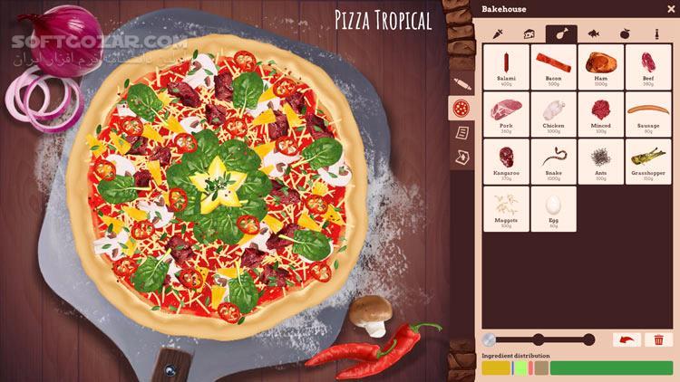 Pizza Connection 3 Calzone تصاویر نرم افزار  - سافت گذر