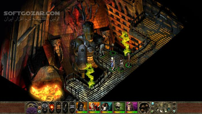 Planescape Torment Enhanced Edition تصاویر نرم افزار  - سافت گذر