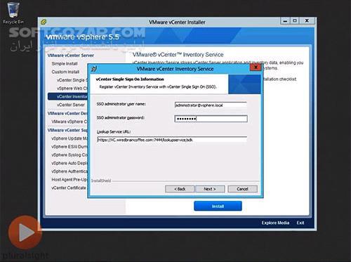 PluralSight VMware vSphere 5 5 New Features Tutorial تصاویر نرم افزار  - سافت گذر