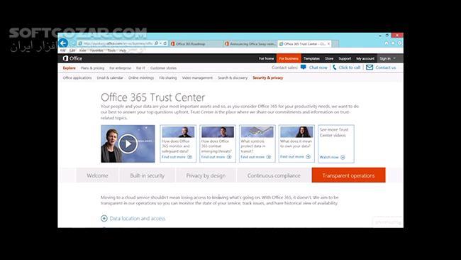Pluralsight Office 365 Exchange Online Administration تصاویر نرم افزار  - سافت گذر