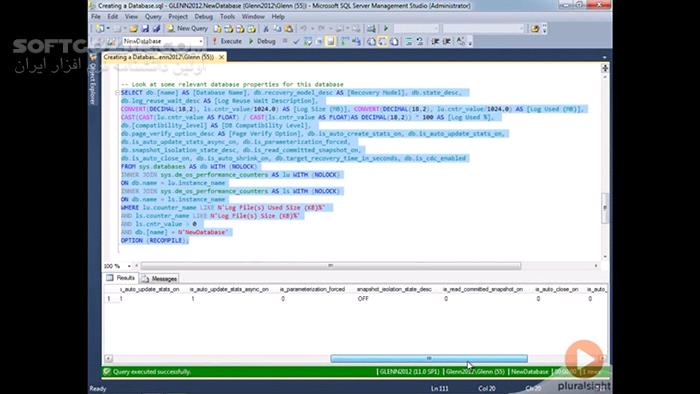Pluralsight Scaling SQL Server 2012 and 2014 Part 1 2 تصاویر نرم افزار  - سافت گذر